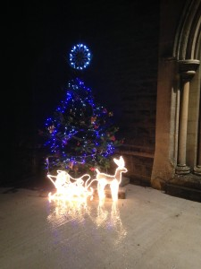Crynant Community Council Christmas Tree