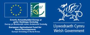 EU and LEADER Funding Logo